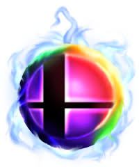The Super Smash Brother's Ball. When you break it in game you gain the ability to use a special move. I was planning on using a picture of Superman and Jessica Rabbit here but I couldn't find one *cough* suitable.